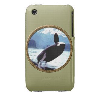 Killer Whale Case-Mate iPhone 3 Case