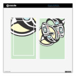 Killer Whale Circle Decals For Kindle Fire