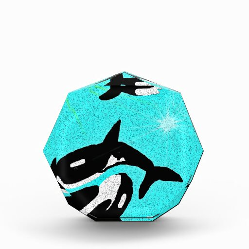 Killer Whale Dancing for life collectionA Award