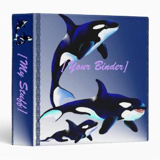 Killer Whale Family binder_15_back.v4. Binders