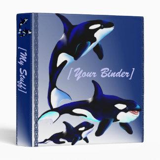 Killer Whale Family binder_1_front.v4. Binder