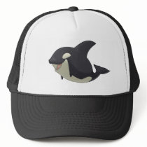Killer Whale Hat