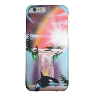 Killer Whale Iphone 6/6s case. Barely There iPhone 6 Case