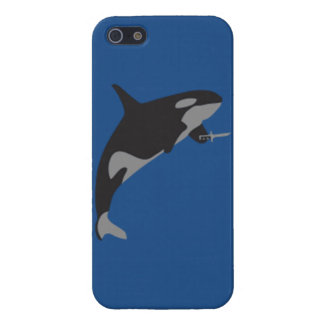 Killer Whale iPhone 5 Covers