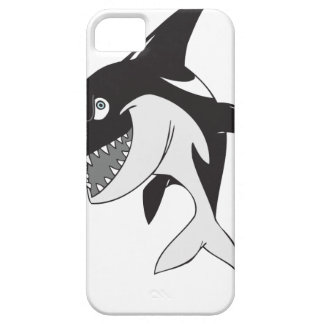 Killer Whale iPhone SE/5/5s Case