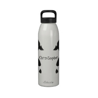 Killer Whale Just Add Name Reusable Water Bottle