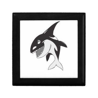 Killer Whale Keepsake Box