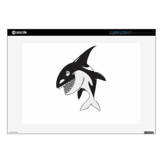 Killer Whale Laptop Skin