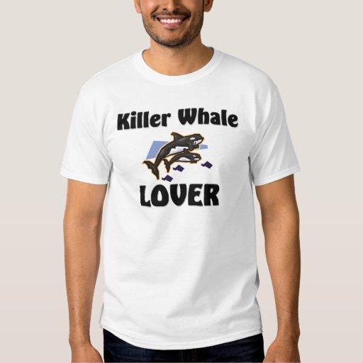 Killer Whale Lover Tshirts