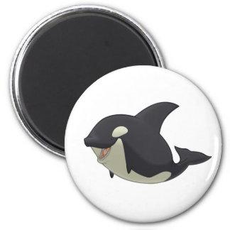 Killer Whale Magnet