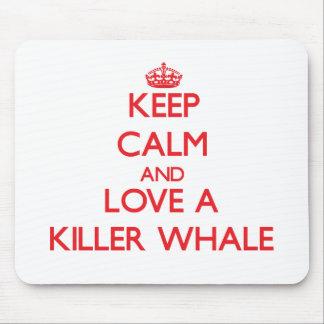 Killer Whale Mousepads