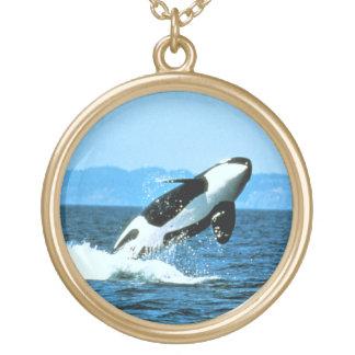 Killer Whale Custom Necklace