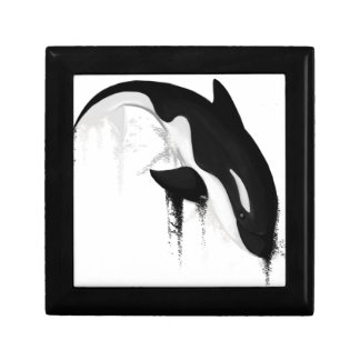 Killer Whale Orca by Crem Gift Box