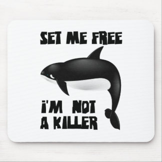 Killer Whale - Orca Mouse Pads