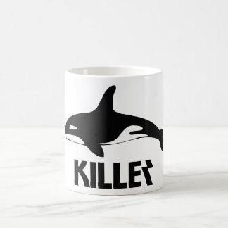 Killer Whale Orca of Death Coffee Mug