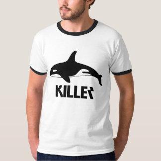 Killer Whale Orca of Death T Shirt