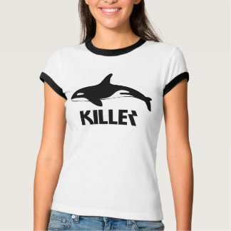 Killer Whale Orca of Death T Shirts