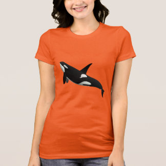 Killer Whale, Orcinus Orca T-Shirt
