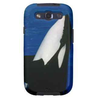 Killer Whale Samsung Galaxy S3 Case