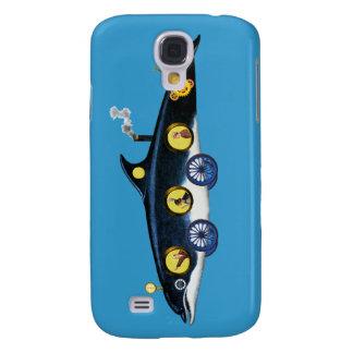 Killer Whale Samsung Galaxy S4 Cover