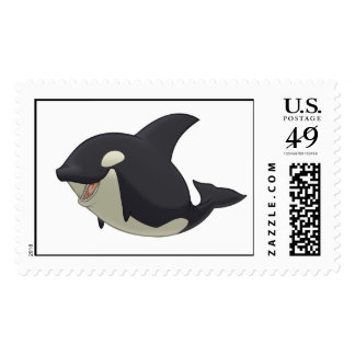 Killer Whale Stamps