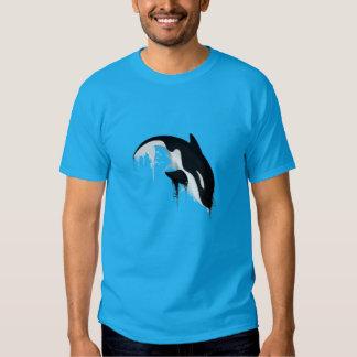 Killer Whale T-Shirt by Crem