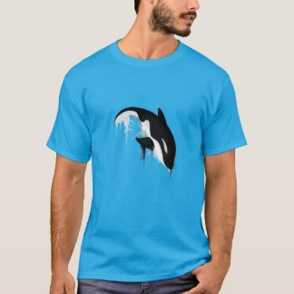 Killer Whale T-Shirt by Crem