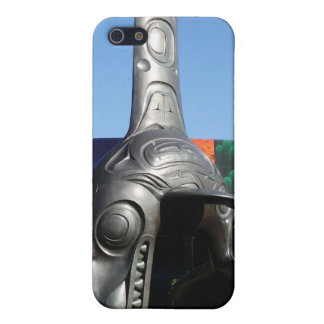 killer whale totem covers for iPhone 5