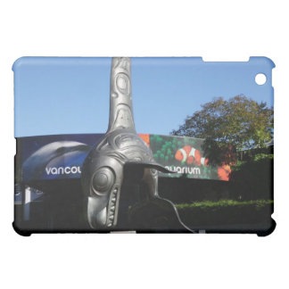 killer whale totem iPad mini cases