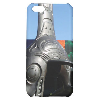 killer whale totem iPhone 5C covers