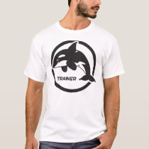 Killer Whale Trainer T-Shirt