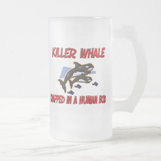 Killer Whale trapped in a human body Coffee Mugs