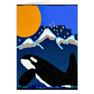 Killer Whale tribute to the Ruffles Southern Resid Card