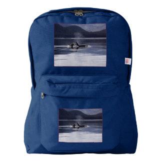 Killer Whales American Apparel™ Backpack
