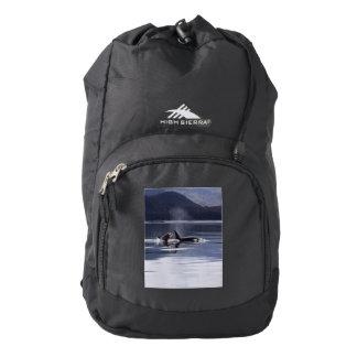 Killer Whales Backpack