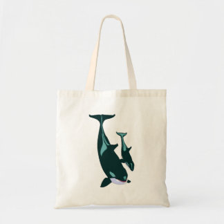 Killer Whales Canvas Bag