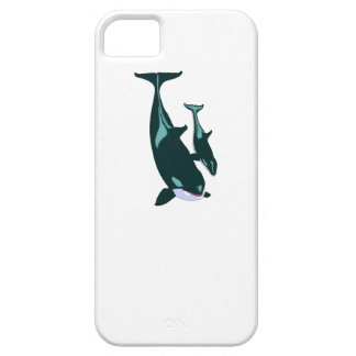 Killer Whales iPhone 5 Case