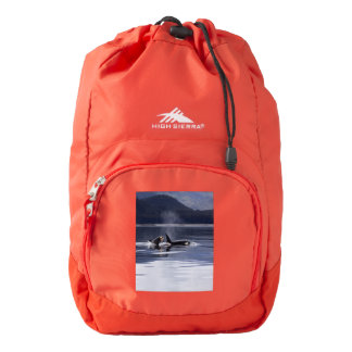 Killer Whales High Sierra Backpack