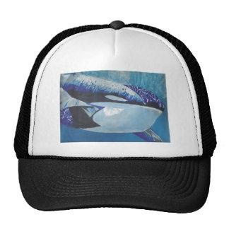 Killer Whales Mesh Hat