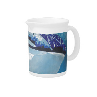 Killer Whales Pitcher