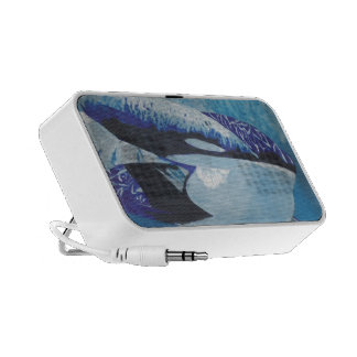 Killer Whales Laptop Speakers