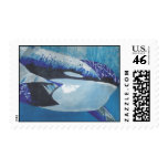 Killer Whales Stamps