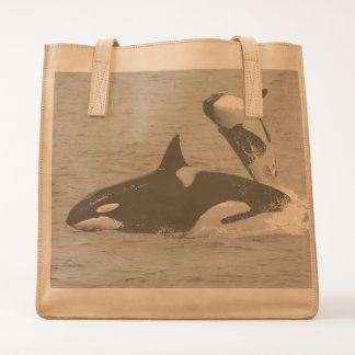 Killer Whales Tote