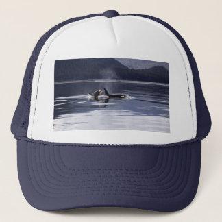 Killer Whales Trucker Hat