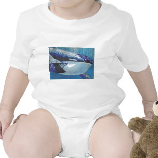 Killer Whales Baby Creeper
