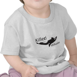Killerd Whale T Shirt