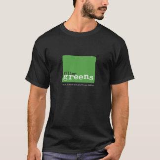 killergreens-logo square dark T-Shirt