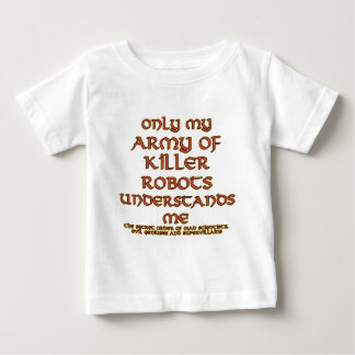 KillerRobot Joke Infant Tees