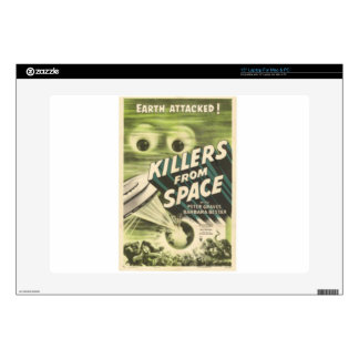Killers from Space Laptop Decals
