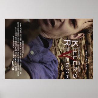 """""""Killer's Revenge"""" Poster 2"""